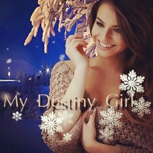 Релиз 2017 -  обложка моего сингла - My Track - My Destiny Girl 2016